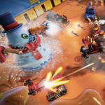 Ny Micro Machines-trailer fokuserar på Battle Mode