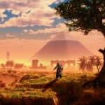 Ny Assassin's Creed: Origins-trailer innehåller pyramidsurfande