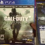 Nya bevis för ett fristående Modern Warfare Remastered