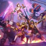 Overwatch-hjältarna Ana och Junkrat invaderar Heroes of the Storm