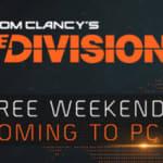 Svenska onlineskjutaren The Division är gratis att spela i helgen!