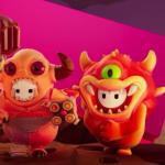 Fall Guys får Doom-kostymer nästa vecka