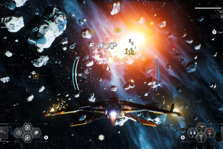 Everspace 2 har early access-lanserats, kolla in nya trailern