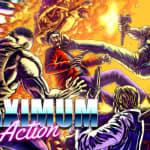 Maximalt med action med Maximum Action