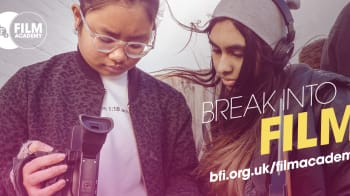 BFI Film Academy 2021
