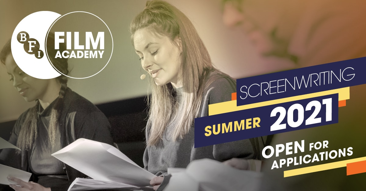 bfi-screenwriting-academy-2021-applications-open