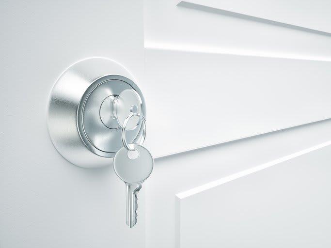 interior door lock