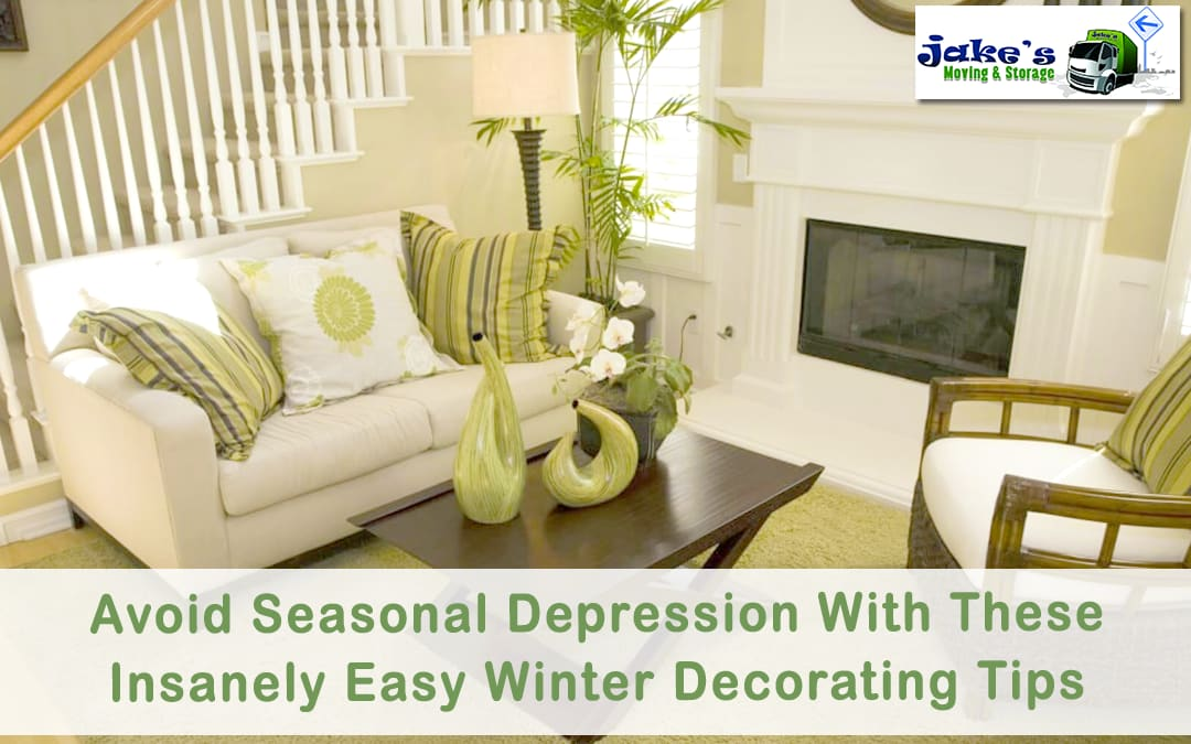 Avoid Seasonal Depression With These Insanely Easy Winter Decorating Tips
