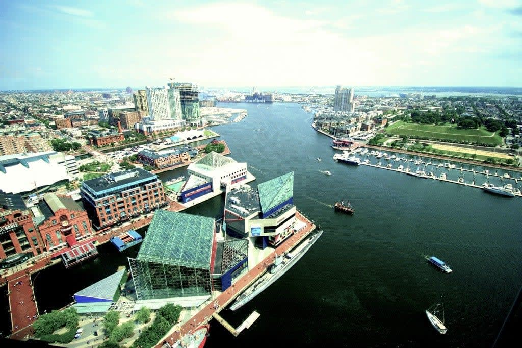 8 Perks of Living in Baltimore - Jake's Moving and Storage