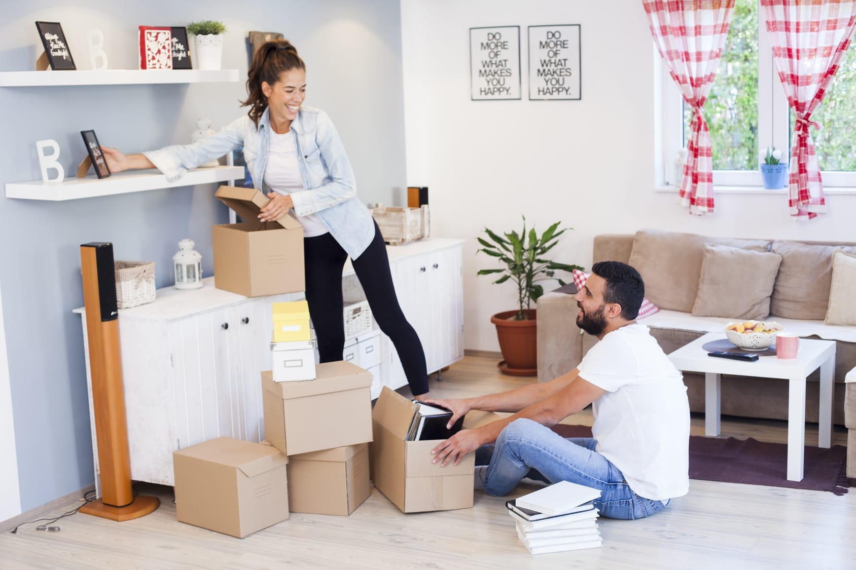 Your Easy To Follow Moving Timeline: Get Ready To Move In Just 1 Month - Jake's Moving and Storage