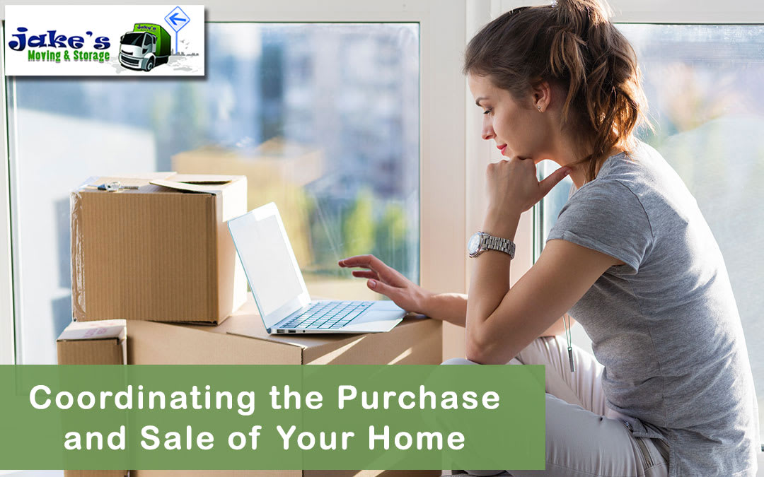 Coordinating the Purchase and Sale of Your Home - Jake's Moving and Storage
