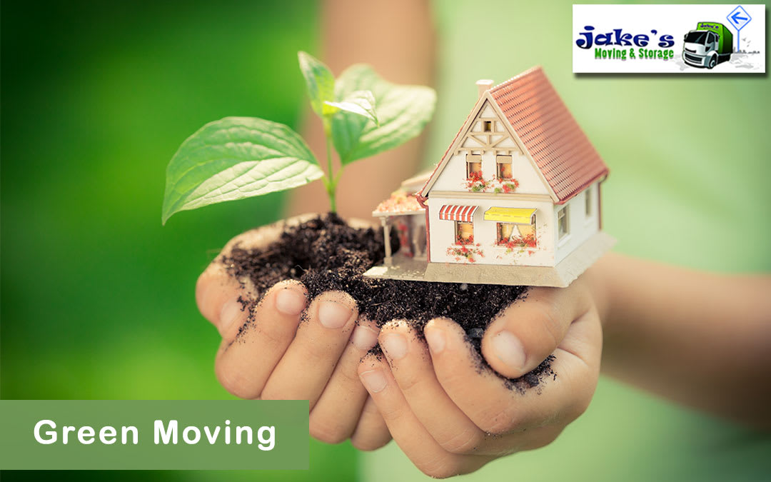 Green Moving - Jake's Moving and Storage
