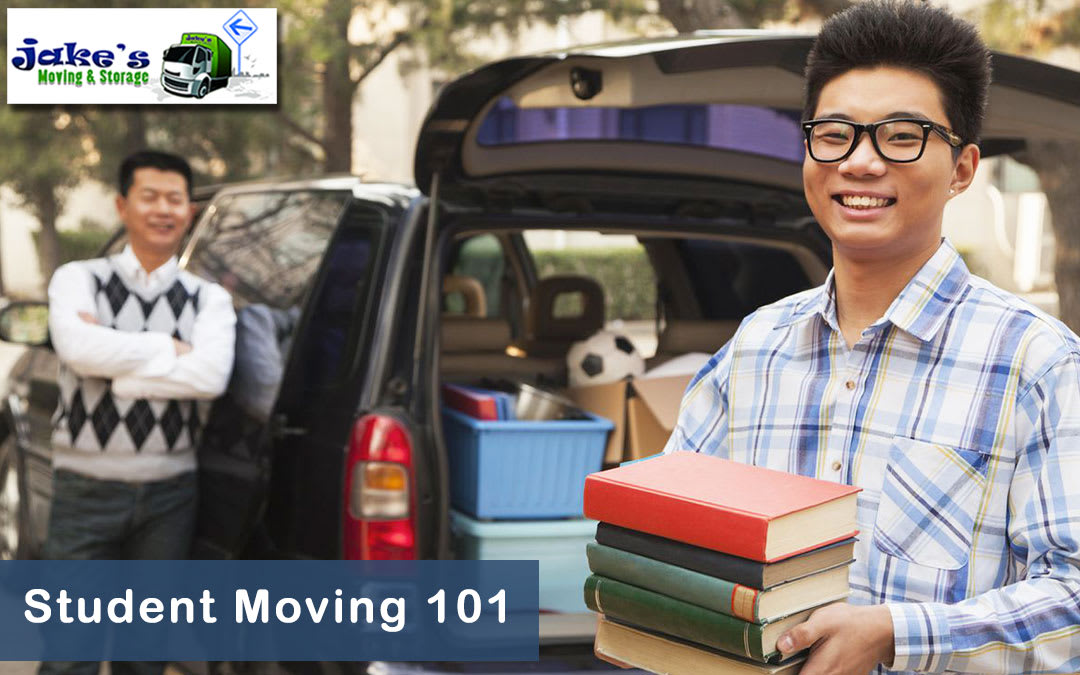 Student Moving 101 - Jake's Moving and Storage