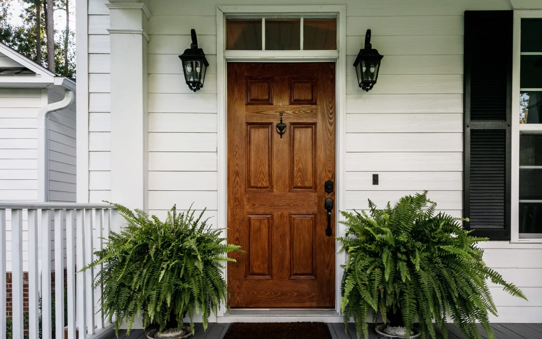 what to do if you're locked out of your house