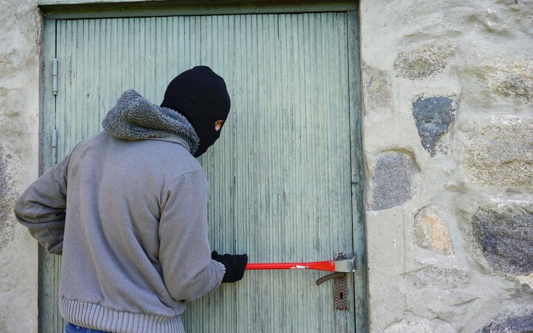 burglar-proof your home