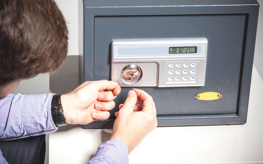 When Do l Need a Locksmith to Open a Safe?