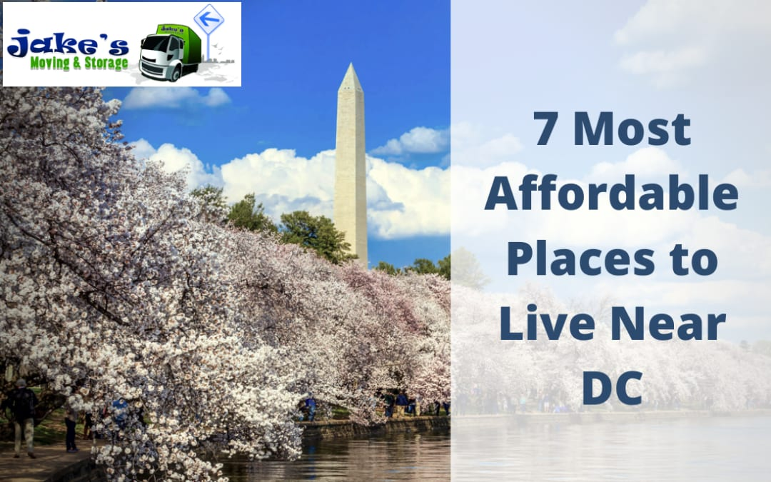 These Are 7 Most Affordable Places to Live Near DC