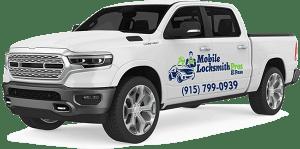Mobile-Locksmith-Pros-El-Paso-Truck
