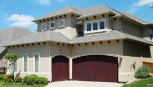 garage door spicewood