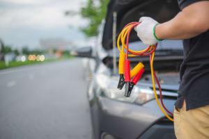 Roadside Assistance Jump Start - Pros On Call