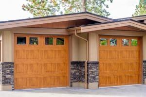 Wooden Garage Door Installation - Pros On Call
