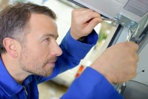 Fiberglass garage door installation - Pros On Call