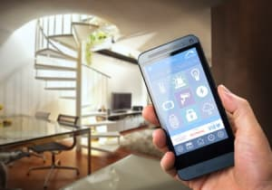 Home Automation Smart Home Mobile