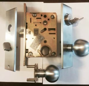 High-Security Grade 1 Locks - Pros On Call Locksmiths
