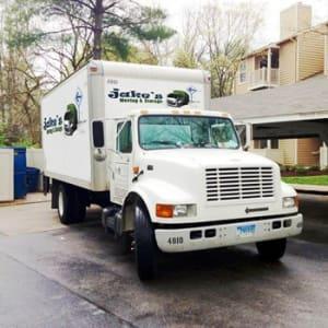 Jakes Moving Truck MD DC VA