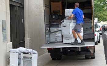 Prince Edward County Virginia movers for business