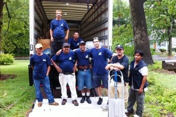 Jakes Moving and Storage Team MD DC VA