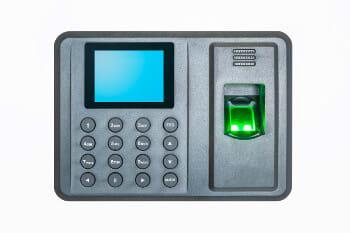 fingerprint lock system Dallas