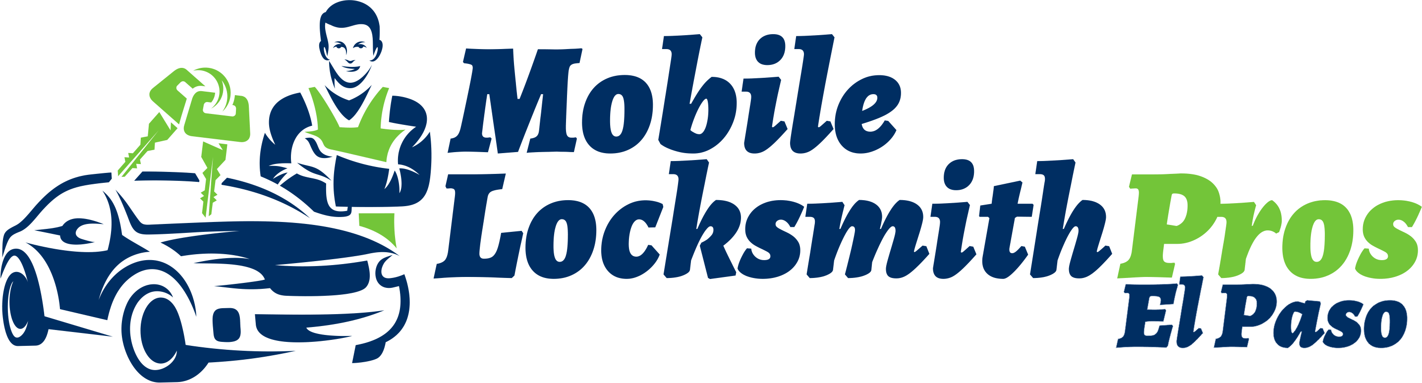 Mobile Locksmith Pros El Paso Logo
