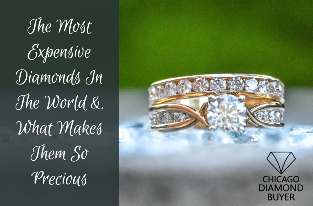 The Most Expensive Diamonds In The World & What Makes Them So Precious