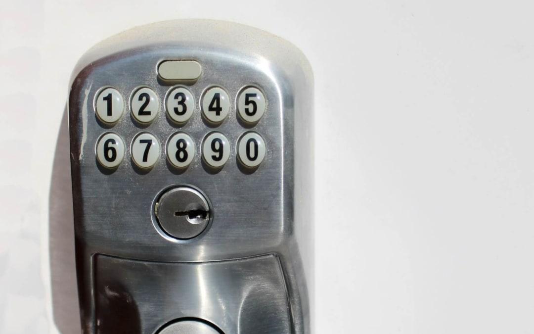 The 10 Best Coded Front Door Locks