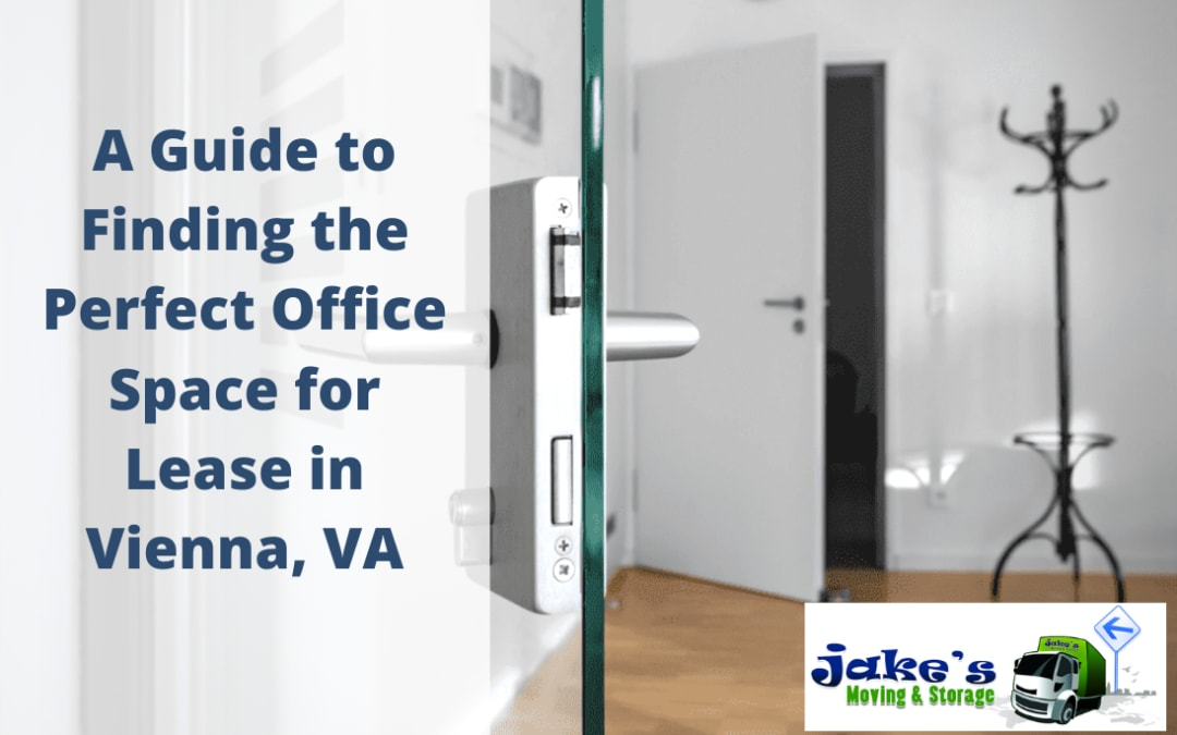 A Guide to Finding the Perfect Office Space for Lease in Vienna, VA