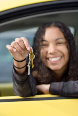 Locksmith keys for car
