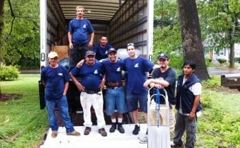 Calvert County MD Jake's Moving and Storage Team