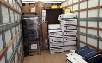 Business Moving Maryland DC Virginia