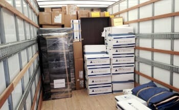 Movers in Seven Pines, VA for Office Moving