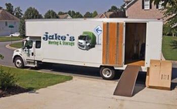 Quinque, Virginia Jake's Moving and Storage