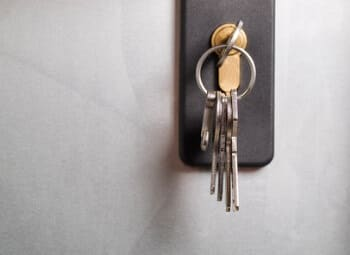 Profile Cylinder Locks Installed