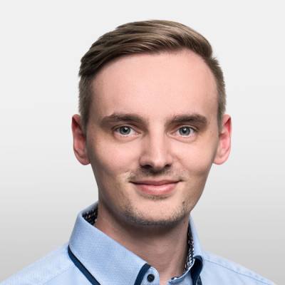 Alexander Meier, mechanical engineer, project manager for construction
