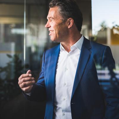 Winfried Keppler, CEO
