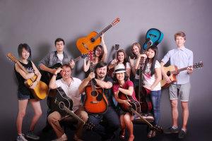 Курсы гитары в Алматы. Уроки. Обучение