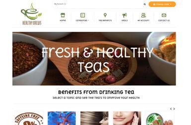 Healthy Brews