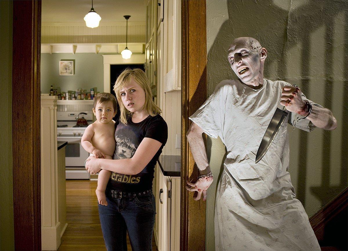 Babá - Histórias de terror reais - Fotografia