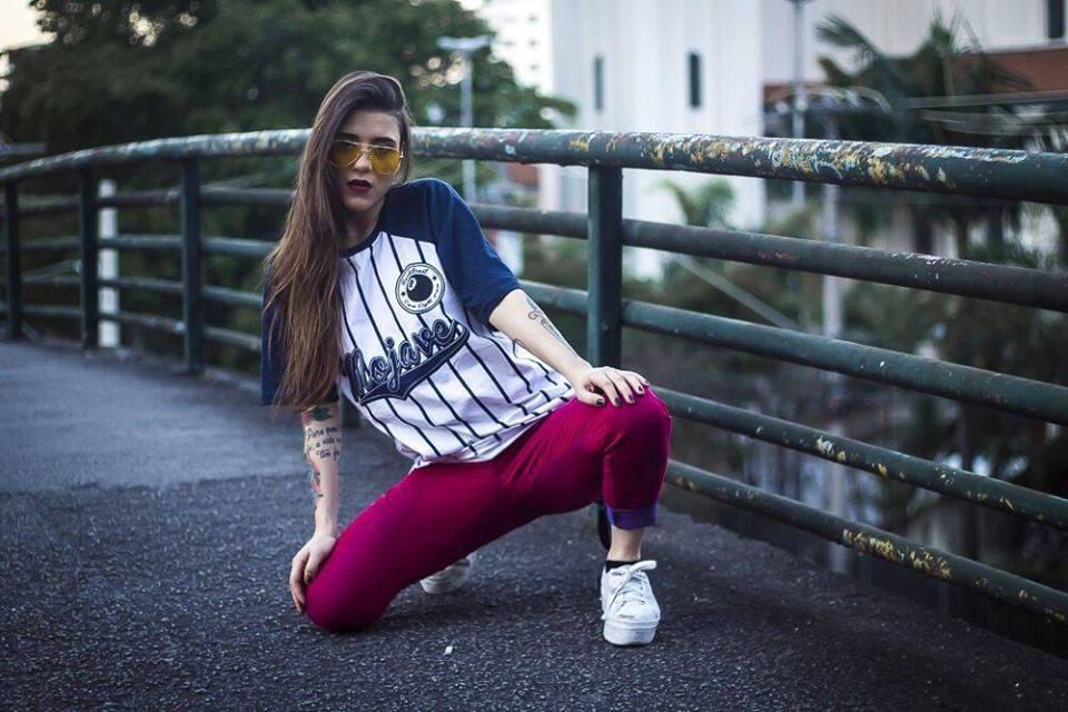 Cynthia Luz - Rapper Nacional