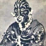 Homem Zebra