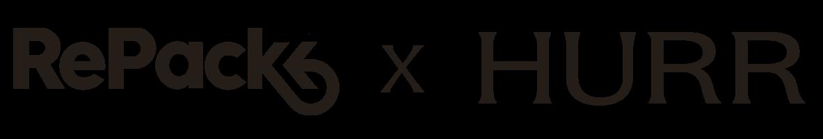 Repack x HURR logo